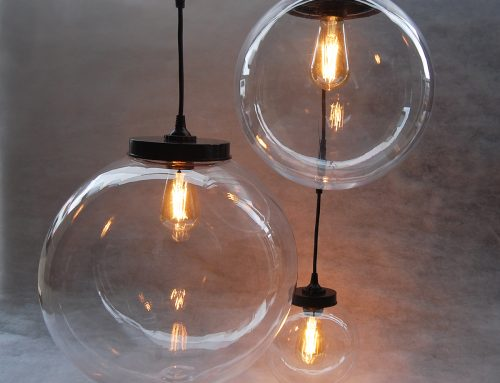 New Hanging Illuminated Globes | Perfect for Outdoor Commercial & Domestic Displays