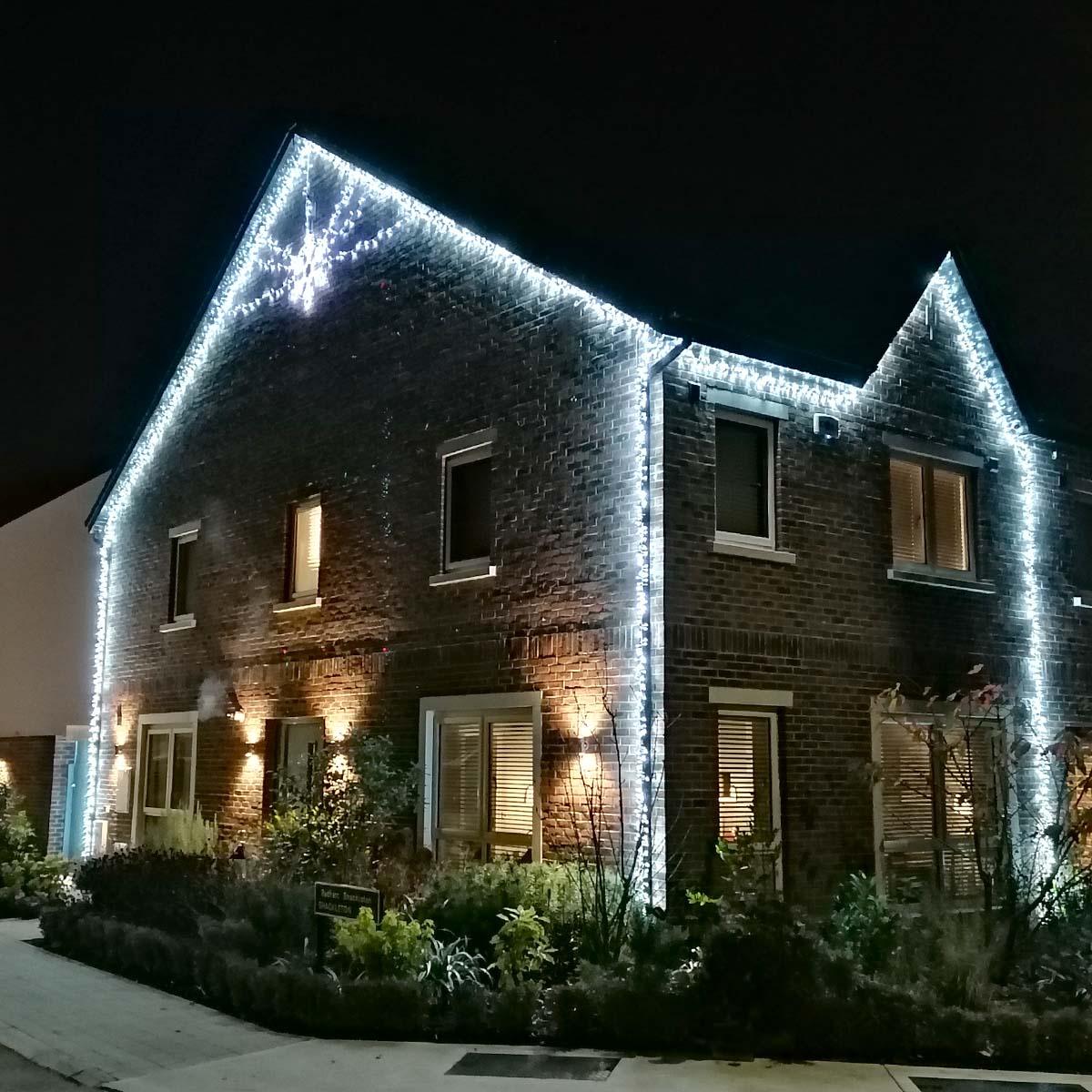 Christmas Domestic Lighting