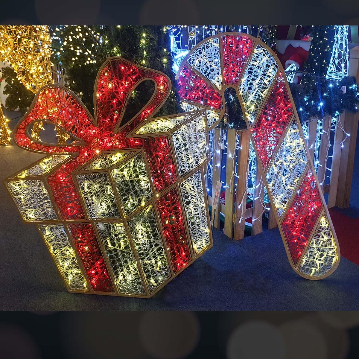 Festive Lighting Showroom