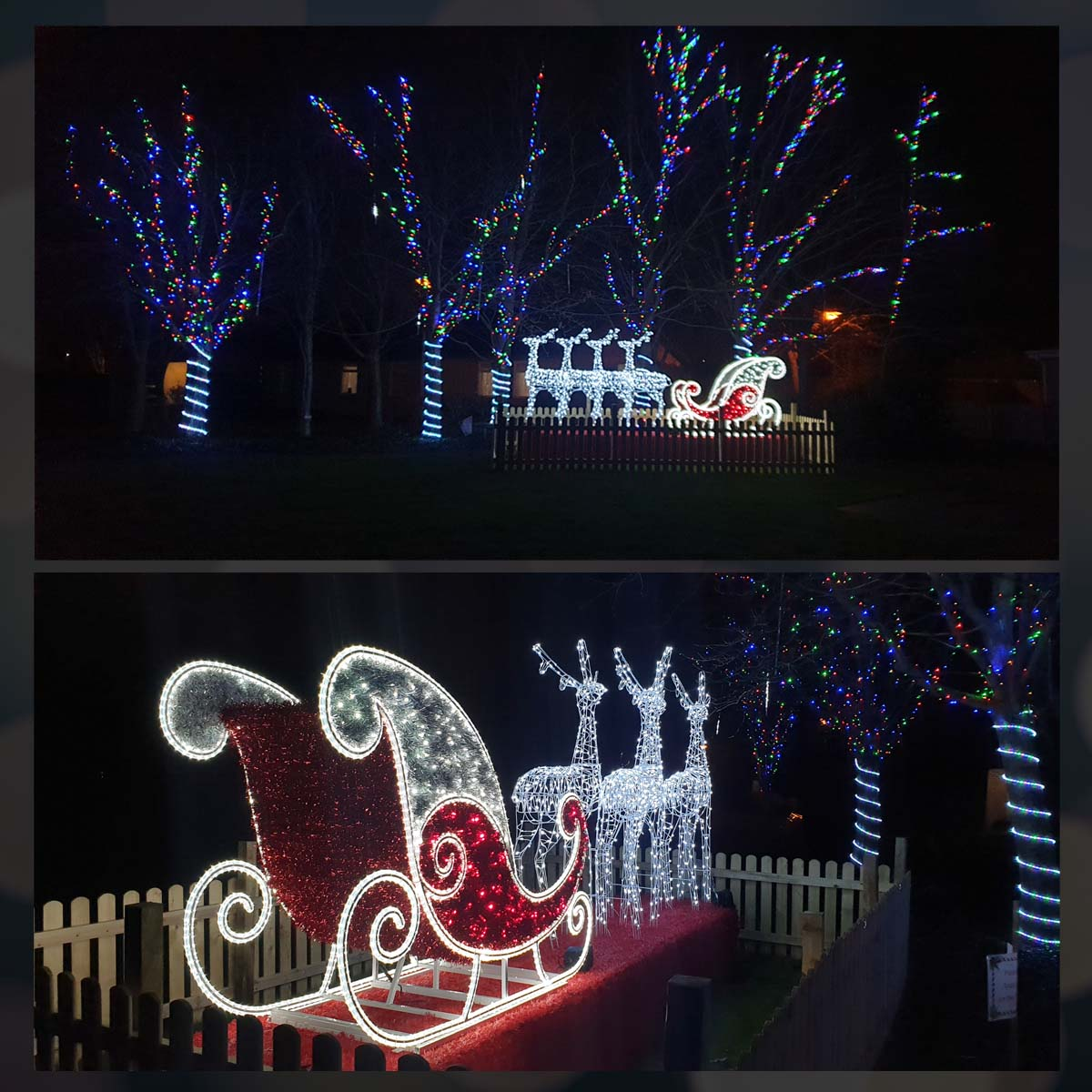 Christmas Commercial Lighting