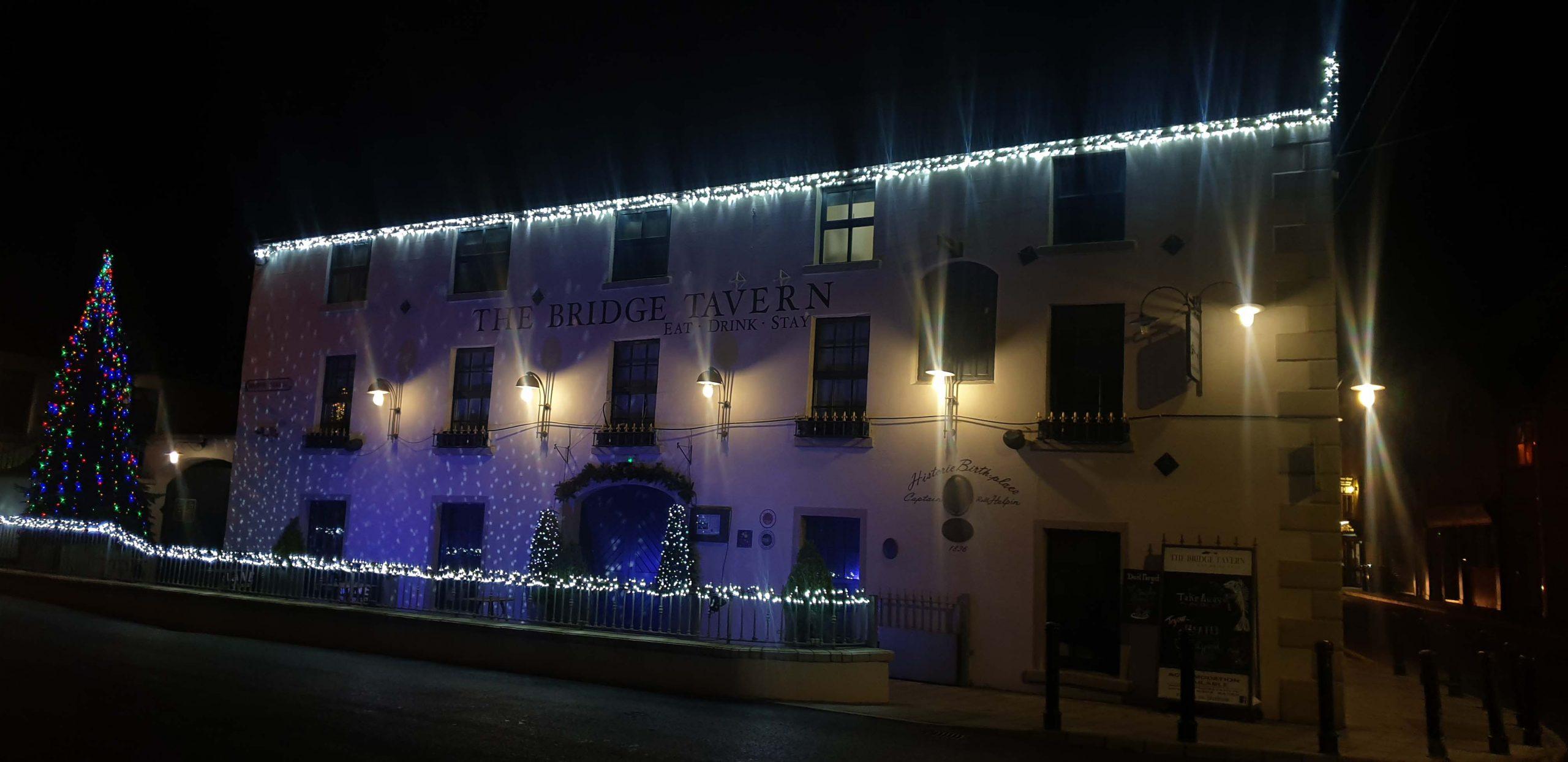 Christmas Commercial Lighting